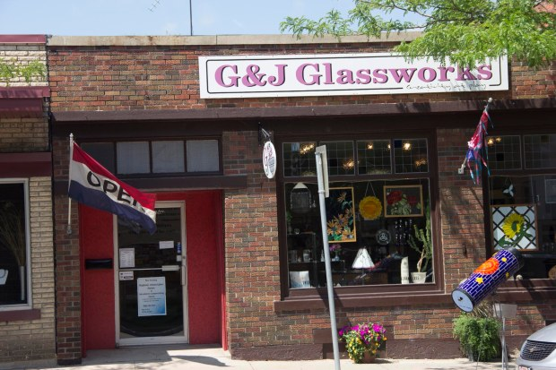 G&J Glass!