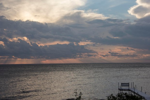 The angels have spoken. Door County is the place to be.