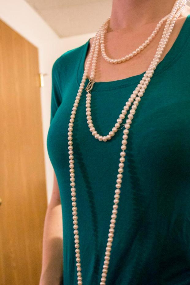 Pearls, pearls, pearls!
