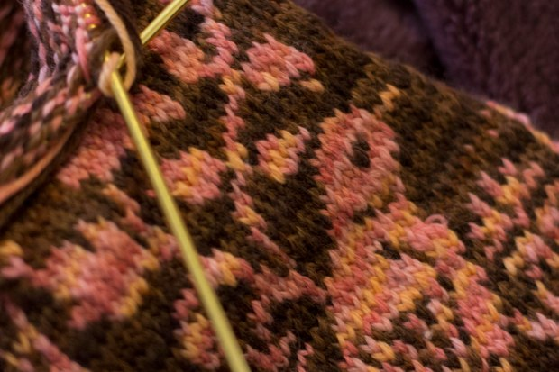 Is it knitting, then?