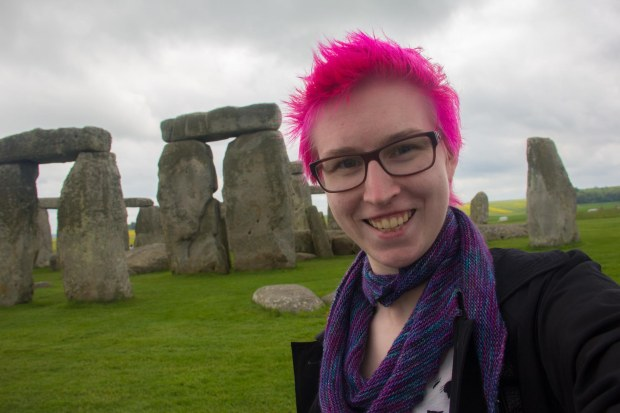 (I am also not ashamed of the number of selfies that happened at stonehenge)