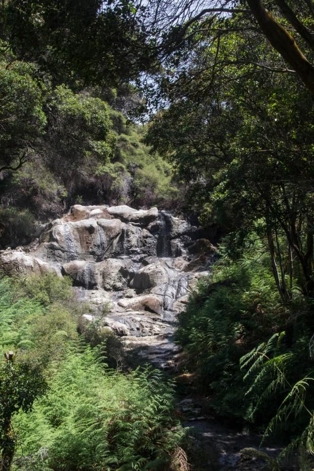 tallest waterfall southern hemisphere new zealand travel