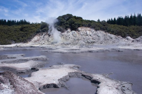 hot pools rotorua new zealand